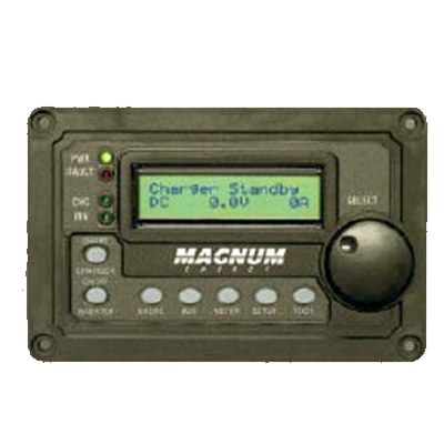 MAGNUM ENERGY DIGITAL LCD DISPLAY UNIT W/50FT CABLE - I&M Electric
