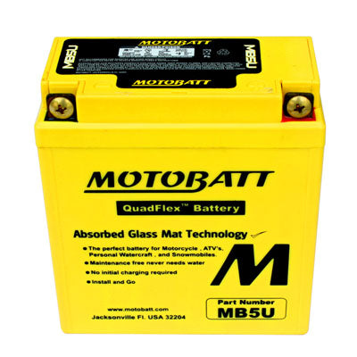 Motobatt MB5U - I&M Electric