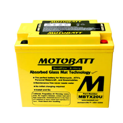 Motobatt MBTX20U - I&M Electric