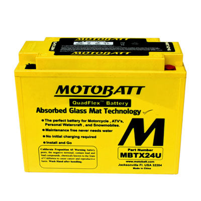 Motobatt MBTX24U - I&M Electric