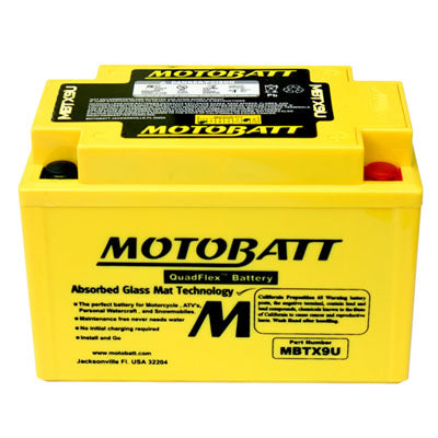 Motobatt MBTX9U - I&M Electric