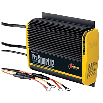 ProMariner ProSport 12 Plus GEN 2 Heavy Duty Waterproof Battery Charger - I&M Electric