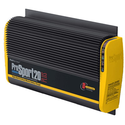 ProMariner ProSport 20 Plus 3 Bank - Heavy Duty Waterproof Battery Charger