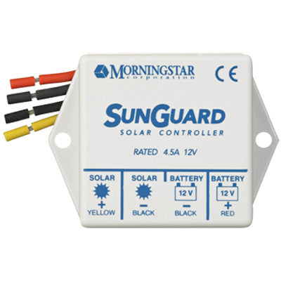 MORNINGSTAR SUNGUARD 4.5a CHARGE CONTROLLER - I&M Electric