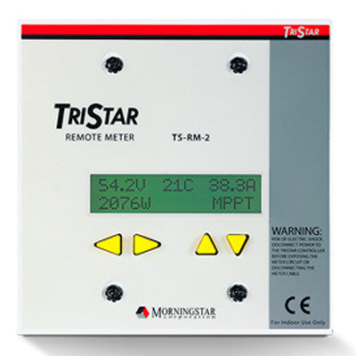 MORNINGSTAR - TRISTAR REMOTE METER