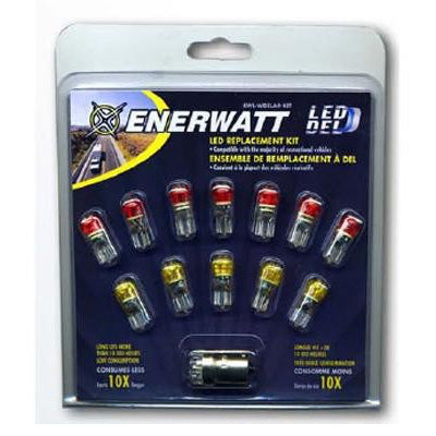 RV LED Bulb Conversion Kit 12V
