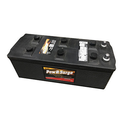 POW-R-SURGE BATTERY SERIES 4D LT - LOW PROFILE - 12 VOLT