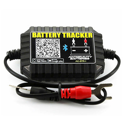 Battery Tracker w/ Bluetooth monitor to your Smartphone