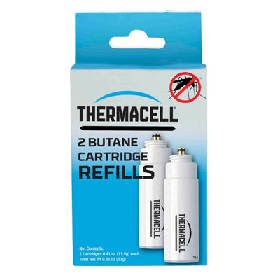 Mosquito Repellent Butane Cartridge Refills