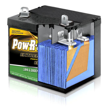 U1R Battery - Lawn/Garden series - I&M Electric