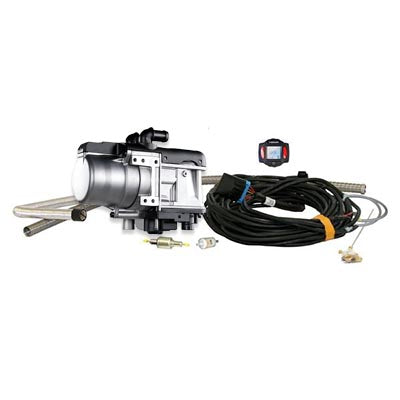 Webasto EVO Heater Diesel Kit 12V with Smartemp Timer