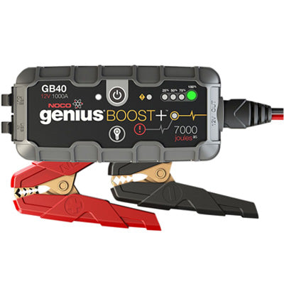 NOCO GB40 Genius Boost Sport Jump Starter 12V 1000A - I&M Electric