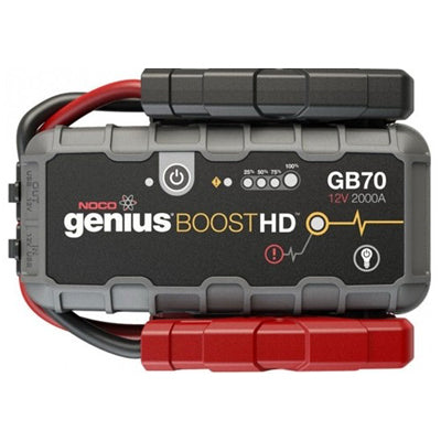 GB70 Genius 2000 Amp UltraSafe Lithium Jump Starter - I&M Electric