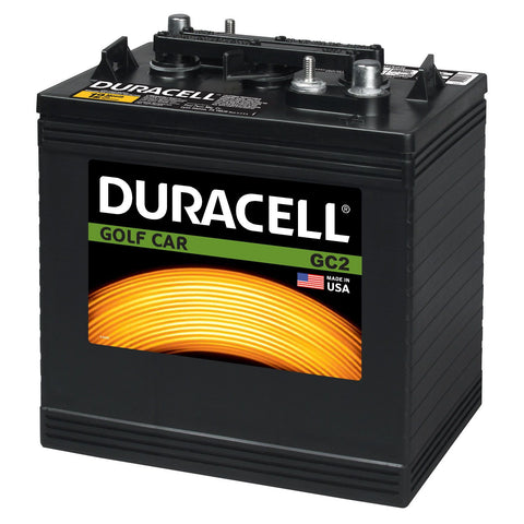 Duracell® Golf Car / Solar Battery 6-volt