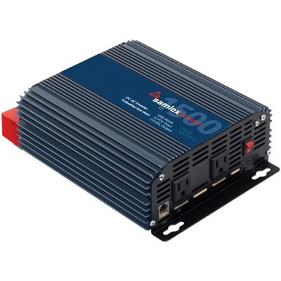 SAMLEX POWER INVERTER 12VCC/115VCA 1500W MODIFIED SINE - I&M Electric