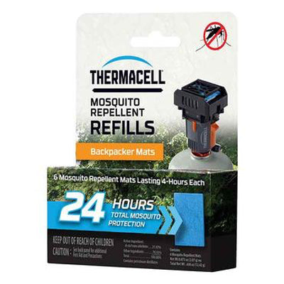 Mosquito Repellent Backpacker Mat-Only Refills - I&M Electric