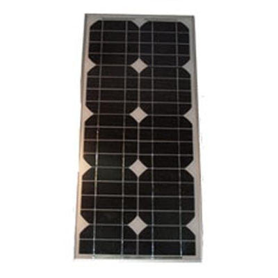 SOLAR PANEL POLY 30 Watt 1.65A ENERWATT - I&M Electric