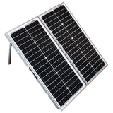 Portable Foldable Solar Kit - 140 Watt - I&M Electric
