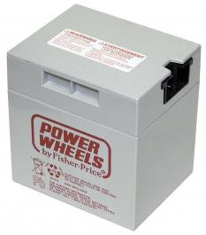 POWER WHEELS AGM BATTERY 12 VOLT 9.5AH - I&M Electric