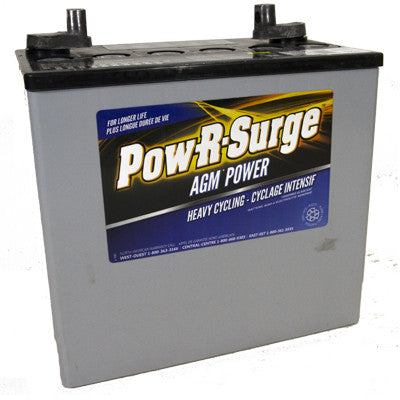Deka 8A22NF AGM Battery