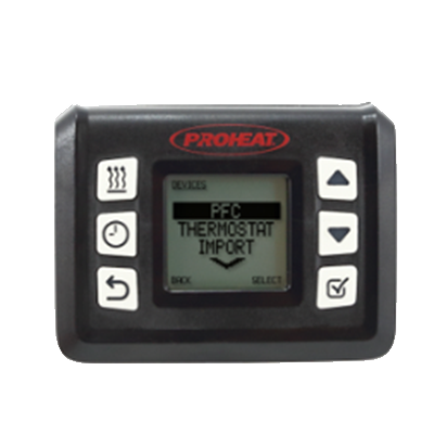 Proheat Function Controller (PFC) for X-30 Heater