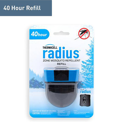 Radius Zone Mosquito Repellent 40 Hour Refill