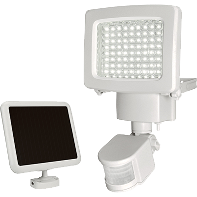 80 LED Solar Motion Light - I&M Electric