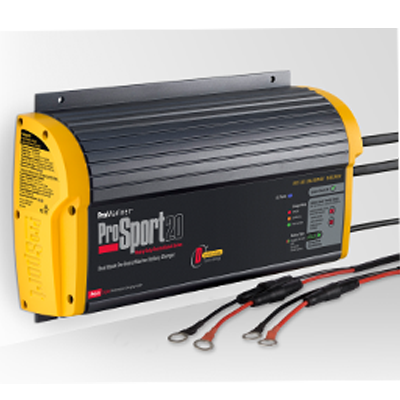 ProMariner ProSport 20 Dual Bank - Heavy Duty Waterproof Battery Charger - I&M Electric