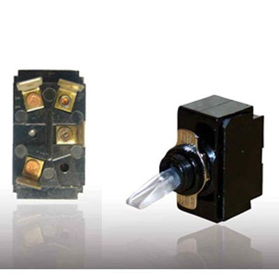 Webasto Toggle Switch with On-Off Plate