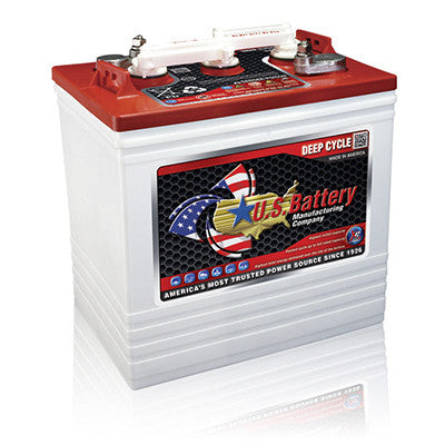 US 2200 Golf Cart/solar Battery Deep Cycle 6 volt - I&M Electric