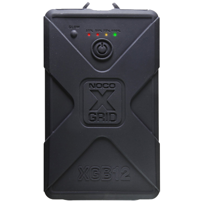 Rugged Dual USB Battery Pack
