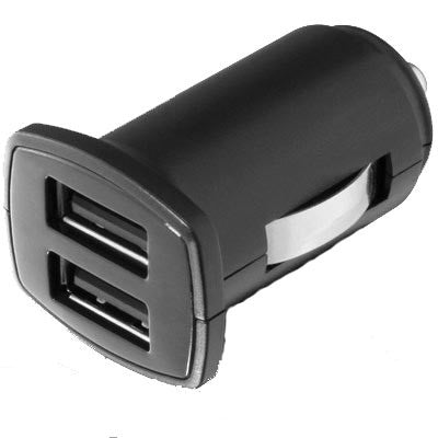 Dual USB Auto Charger