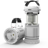 Bug-Zapping LED Lantern and Flashlight