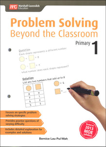 Problem Solving Beyond the Classroom (Primary 1)