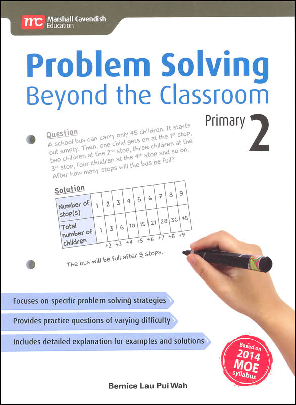 Problem Solving Beyond the Classroom (Primary 2)