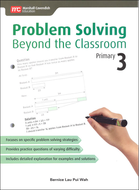 Problem Solving Beyond the Classroom (Primary 3)