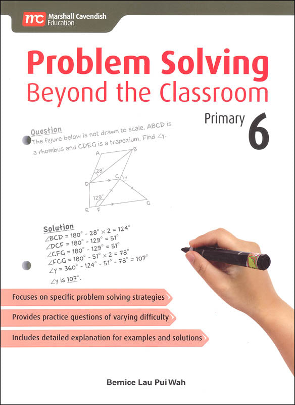 Problem Solving Beyond the Classroom (Primary 6)