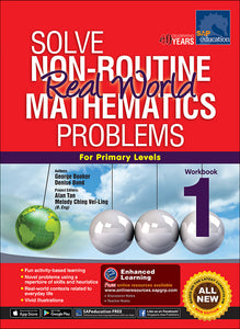 Solve Non-Routine Real World Mathematics Problems Workbook 1