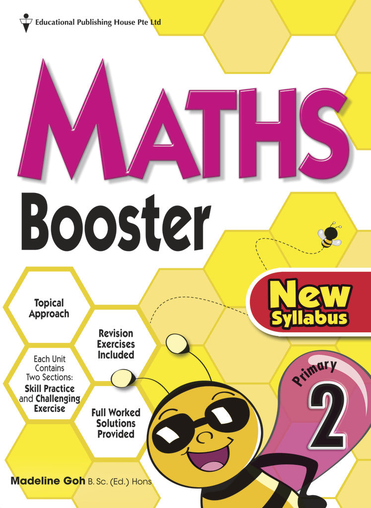 Maths Booster (Primary 2)