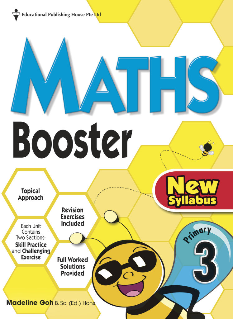 Maths Booster (Primary 3)