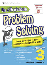 Load image into Gallery viewer, Use of Heuristics in Problem Solving (Primary 3)