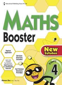 Maths Booster (Primary 4)