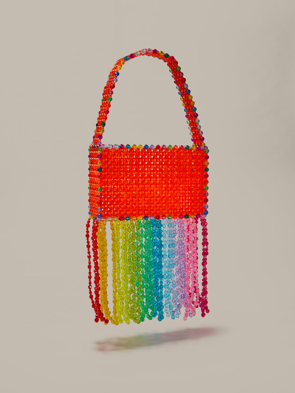 Tangerine Gorgine Bag