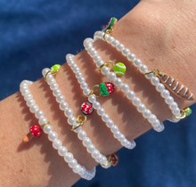 Load image into Gallery viewer, *Make Your Own* Pearly Tiny Joys Bracelet