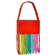 Load image into Gallery viewer, Tangerine Gorgine Bag