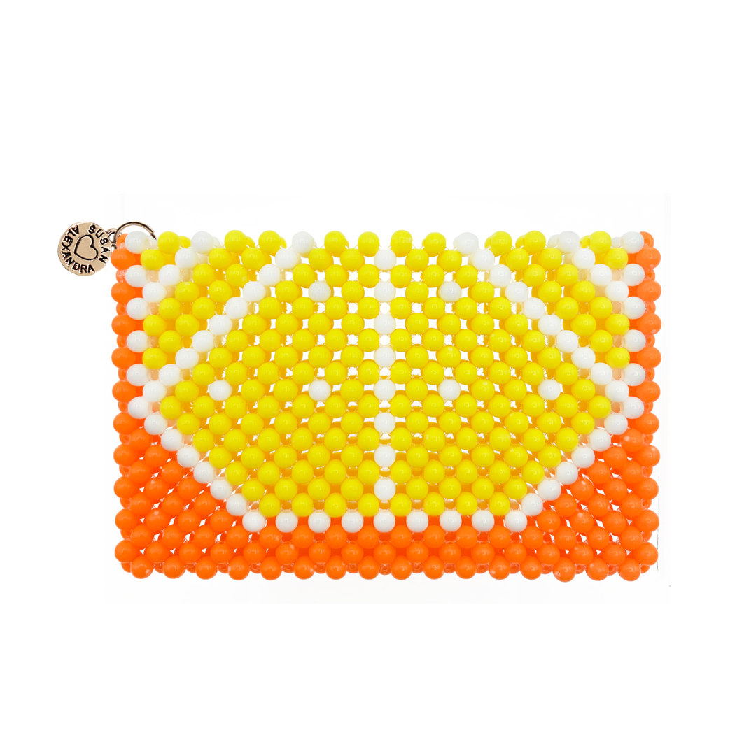 Citrus Card Holder