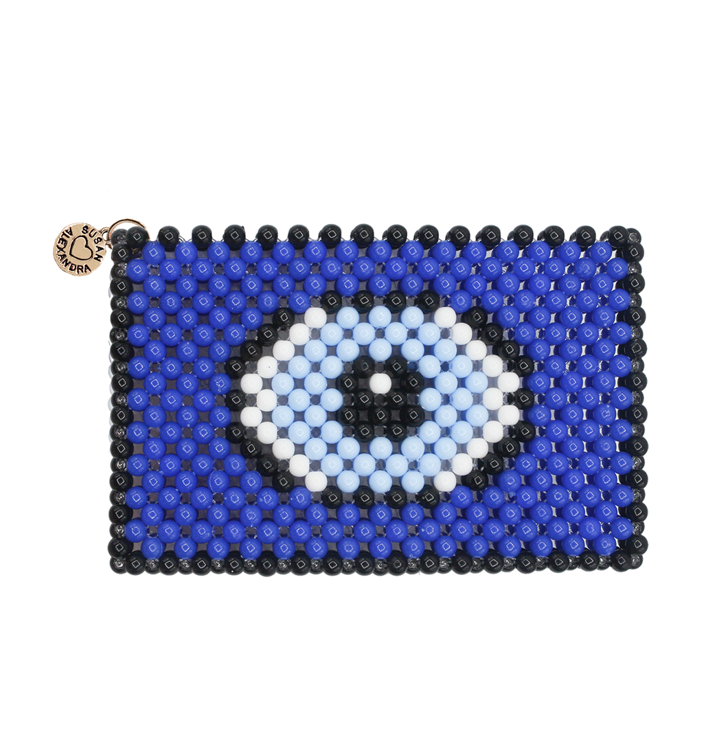 Eye Card Holder