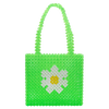 Green Daisy Bag