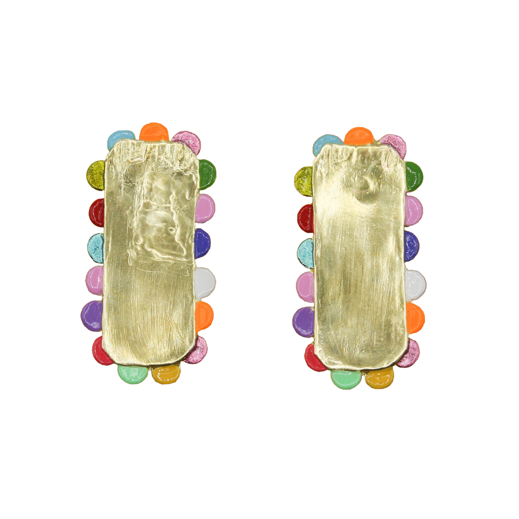 La Reina Earrings