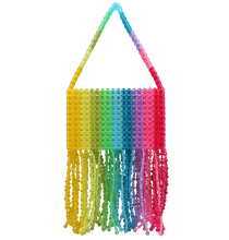 Load image into Gallery viewer, Rainbow Gorgine Bag